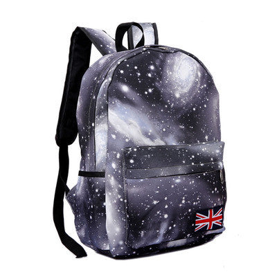 Galaxy Stylish Canvas Backpacks KW179060