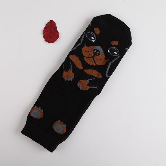 Lovely Dogs Socks - kawaiimoristore