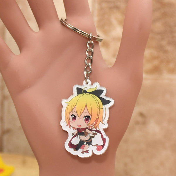 Re:Life in a different world from zero acrylic Keychain KW179882