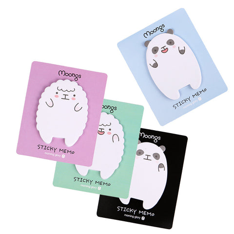 Kawaii Animal Sheep  Panda Memo Sticky Notes KW1710448