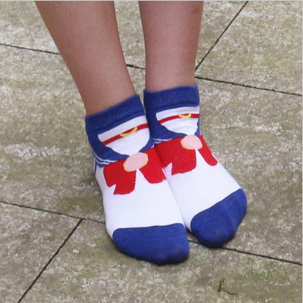 Sailor Moon Ankle Socks KW1711364