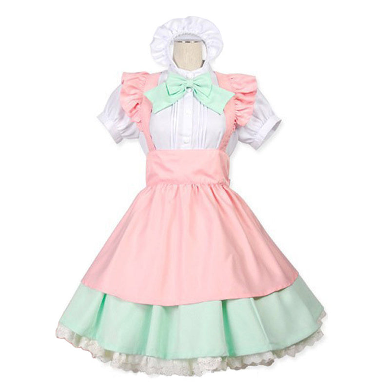 Bow Maid  Cosplay  Costume K13012