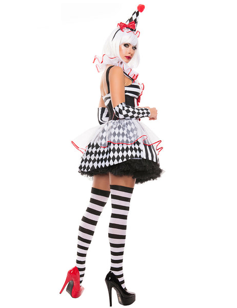 Halloween Costumes Circus Cosplay Costumes