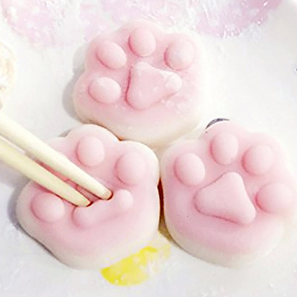TPR Squishy Cat Paw Decompression Toy