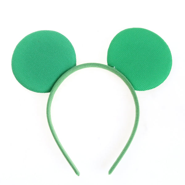 Green Cartoon Animals Frog Headband
