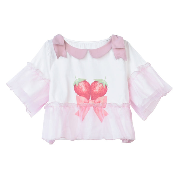 Cute Sweet Strawberry T-shirt