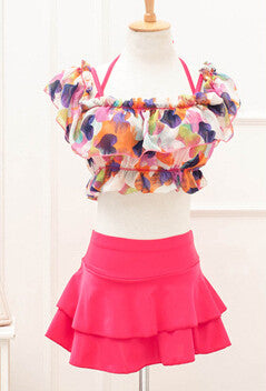 Kawaii  Ruffle Design Sexy Swimsuits KW1812359