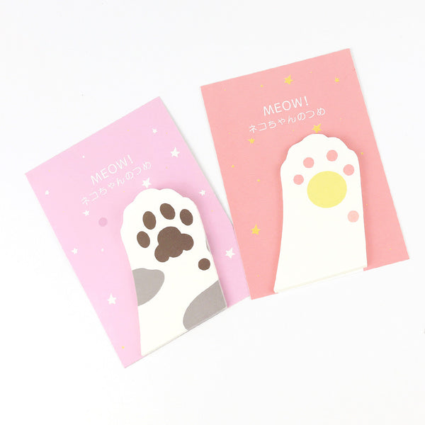 Meow Cat Sticky Notes