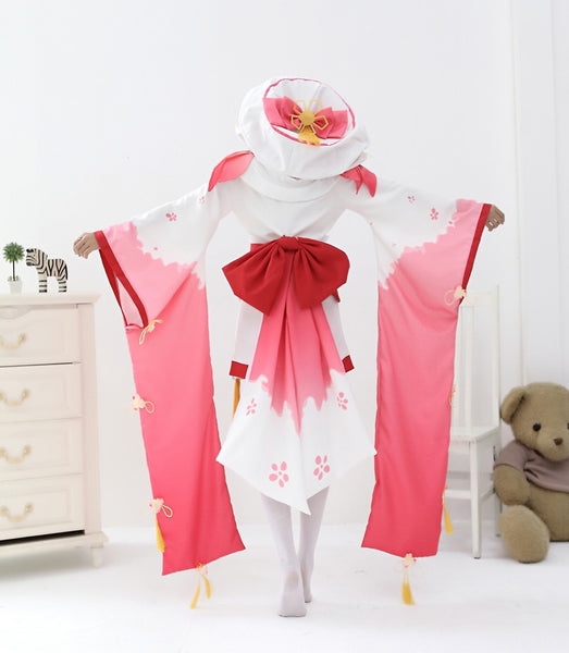 Halloween Costumes Witch Costume - kawaiimoristore