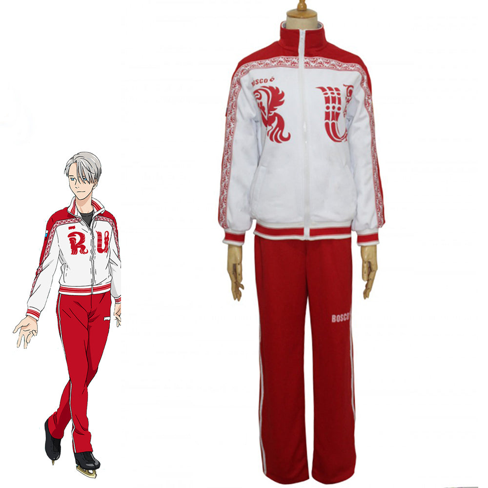 Yuri on Ice Sport Suit