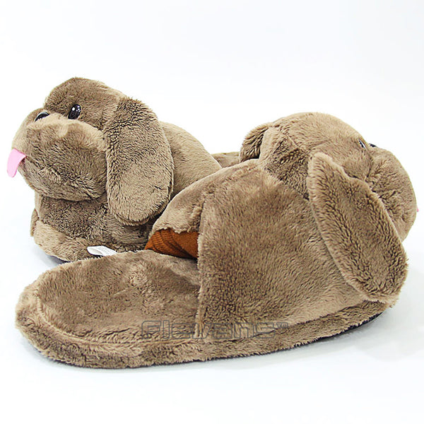 Yuri on Ice Victor Dog Animal Plush Slippers