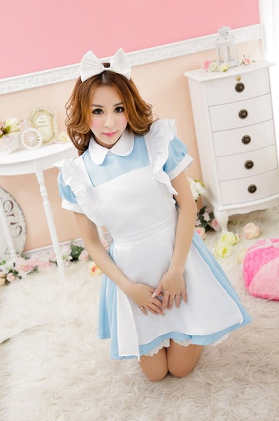 Maid Service Lolita Costumes Dress KW1811752