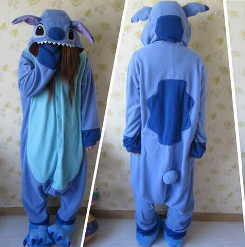 Blue lilo Stitch Pajamas KW179835