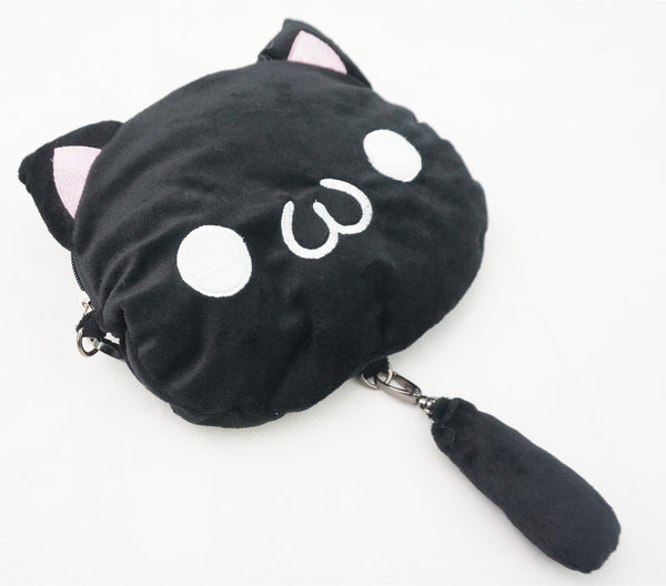 3 colors Kawaii [Neko Atusme] Cat Plush Bag SP153523 - SpreePicky  - 9