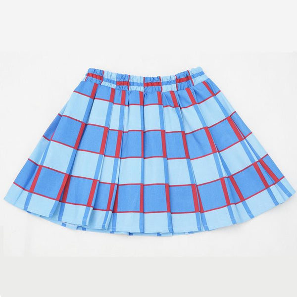 [Custom Size] S-XL Love Live! Happy Maker Anime School Uniform Pleated Skirt KW152108 - kawaiimoristore