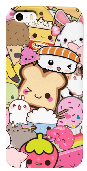 Kawaii Animal For ANY Phone Case KW179336