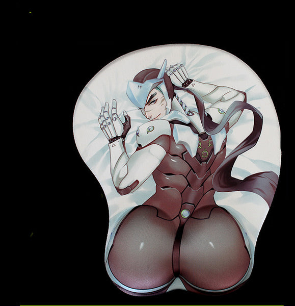 Overwatch Game Mouse Pad