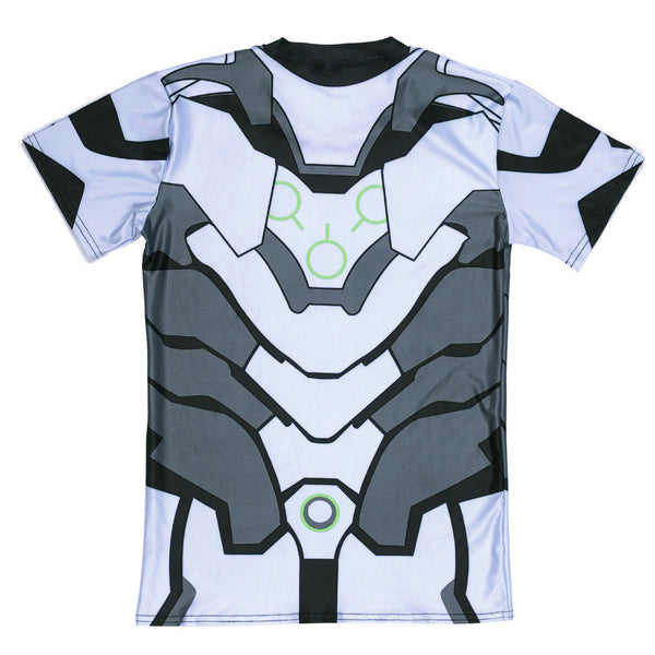 Overwatch Printing Man T-Shirt KW179341