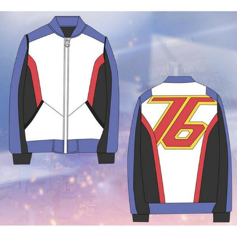 D VA SOLDIER:76 Jackets