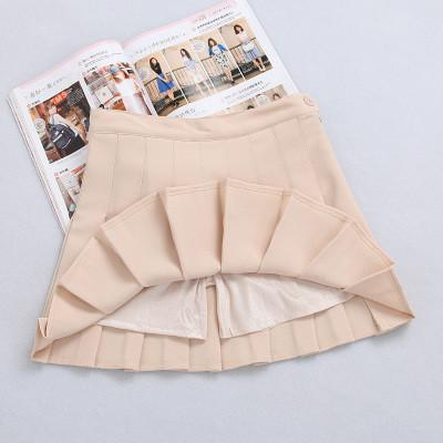 XS-L High Waist Pleated Tennis Pantskirt/Skirt SP153892 Page2 - SpreePicky  - 14