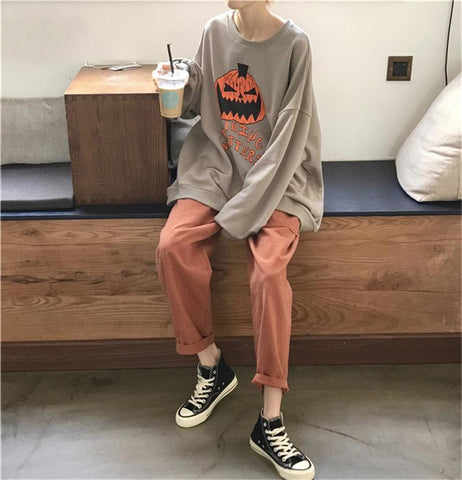 Nothing Matters Sweatshirt / Pants K15238 - kawaiimoristore