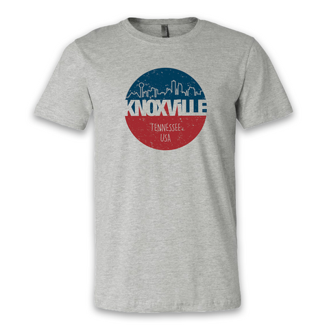 Knox Skyline Tee (Heather Gray)