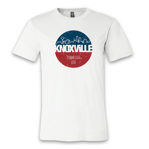 Knox Skyline Tee (White)