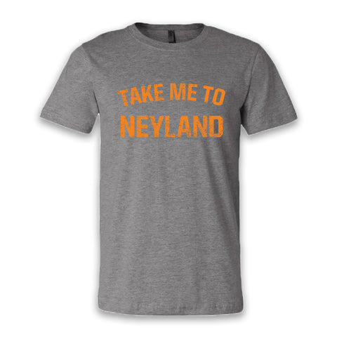 Take Me To Neyland (Heather Gray)