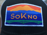 SoKno Patch Hat