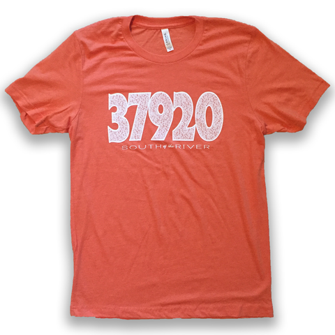 37920 Tee (Heather Orange)