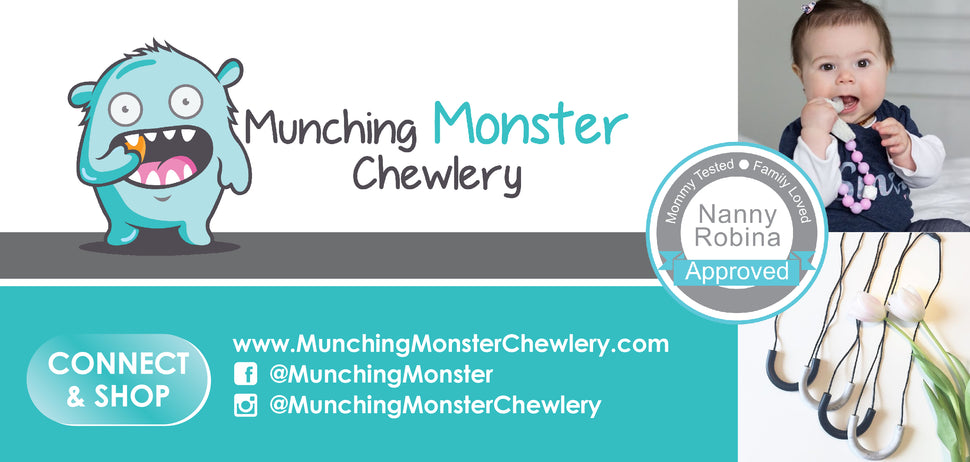 Munching Monster Chewlery
