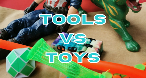 toys and fidgets