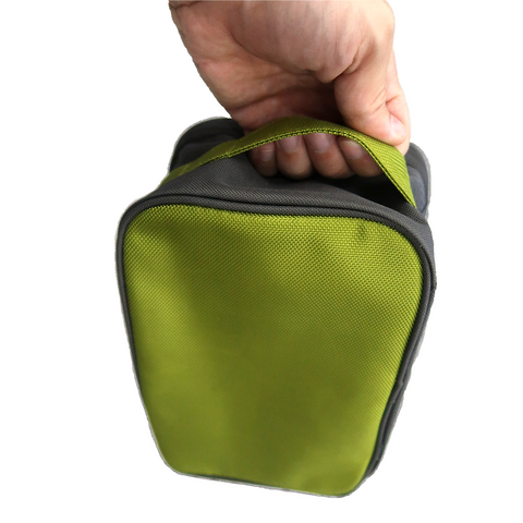 Polyester dopp kit or toiletry bag
