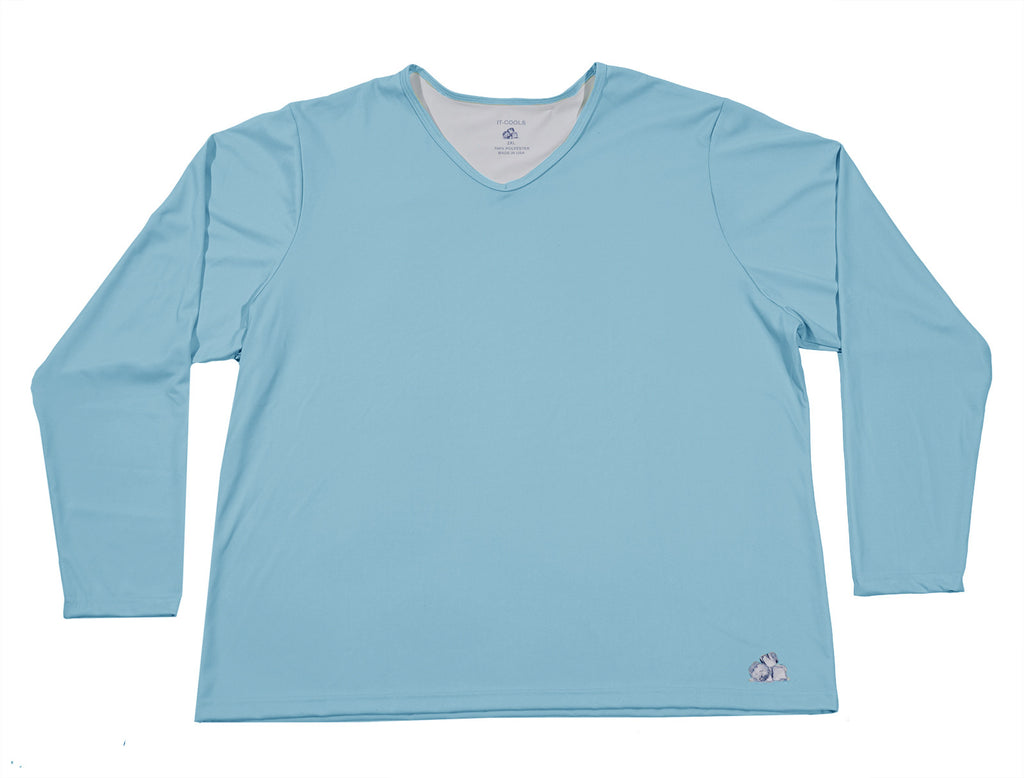 LS V-Neck IT-COOLS Tee