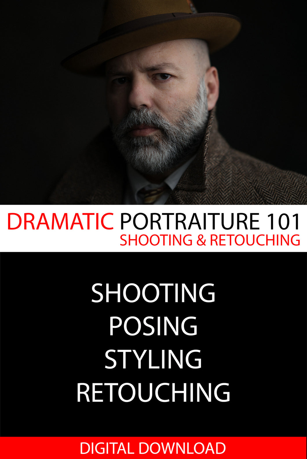Dramatic Portraiture 101: Standard