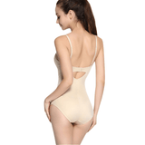 Shapewear Open Crotch Tummy Control Underwear Backless Bodysuit