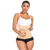 Women Waist Trainer Zipper Weight Loss Shapewear Corset