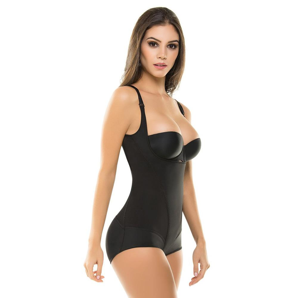 Braless Bodysuit Full Body Shaper Shapewear