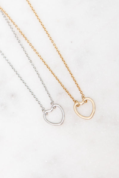 Love Me Do Necklace