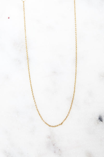 Simple Layering Necklace