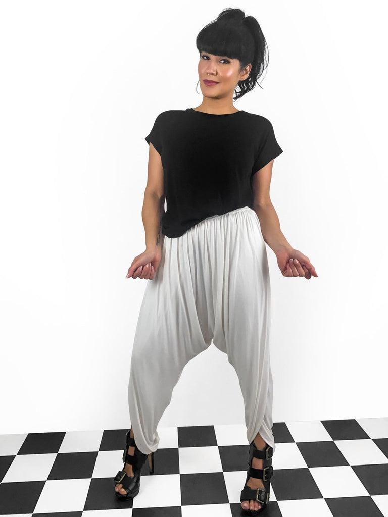 Farah Pants in white