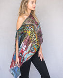 Berlin Heart Scarf Top