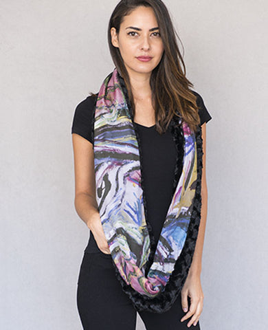 Rhapsody Infinity Scarf - Reversible - $15 Off This Month*