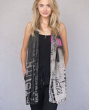 Honor Diaries Scarf