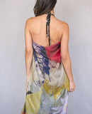 Nature's Fantasy Scarf Dress