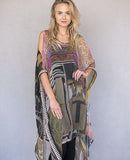 World Tapestry Kaftan