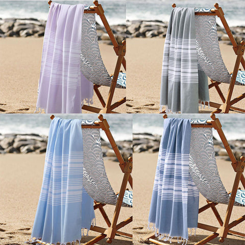 Turkish 100% Cotton Beach Towels /Blanket
