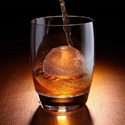 Fun Death Star Ice Cube Maker