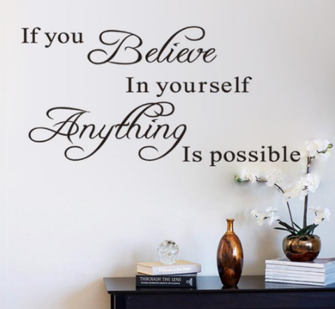 Art of Possible Wall Sticker