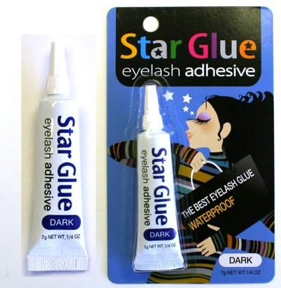 Star Glue Eyelash Adhesive (Dark)